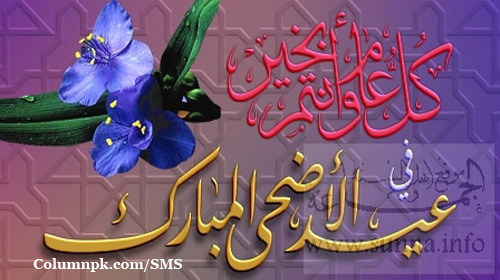 nice eid ul adha card