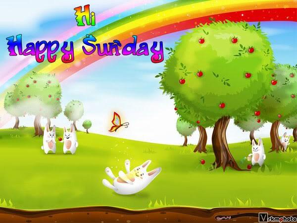 Happy Sunday Backgrounds