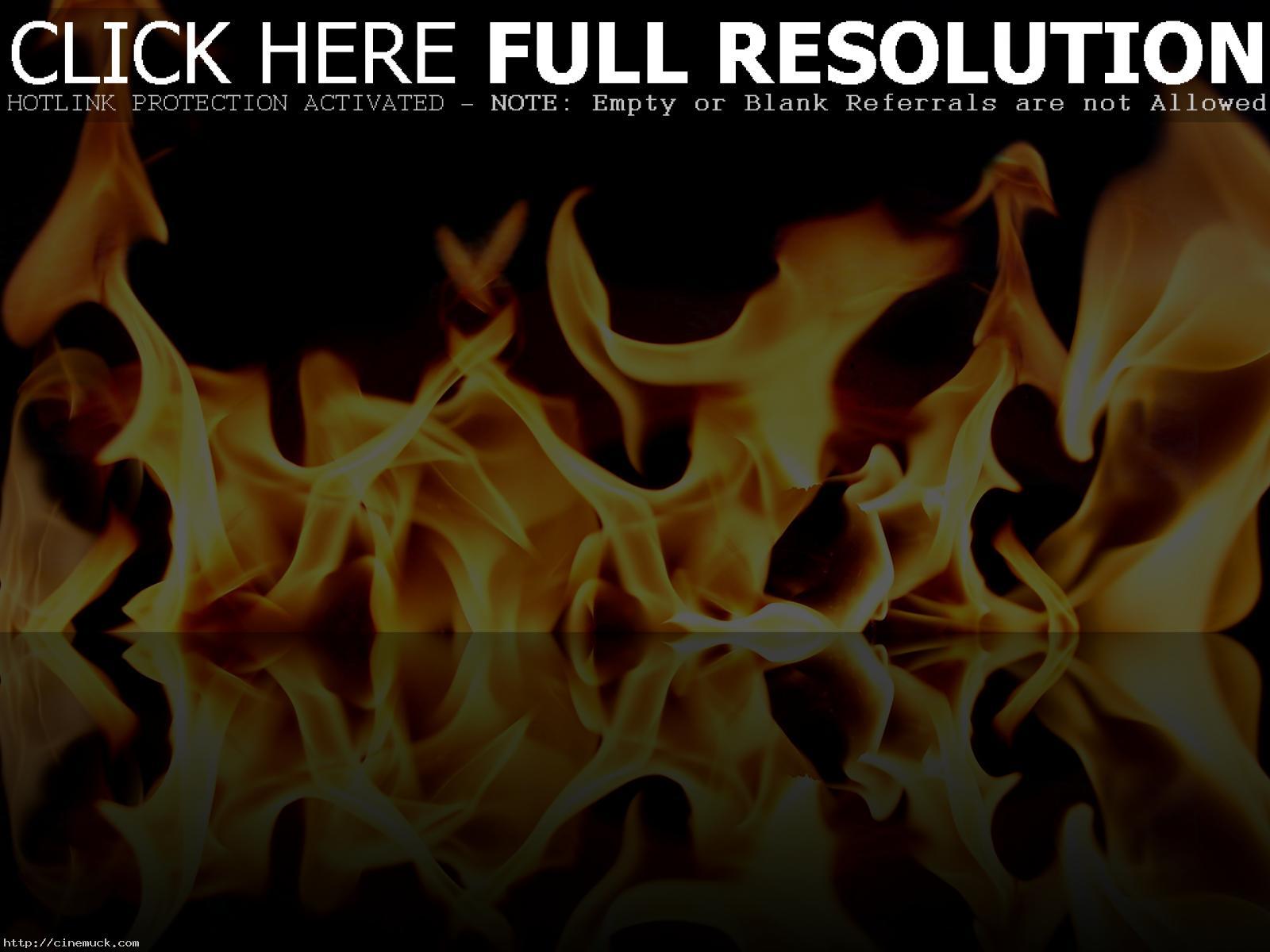 full 3d fire wallpapers