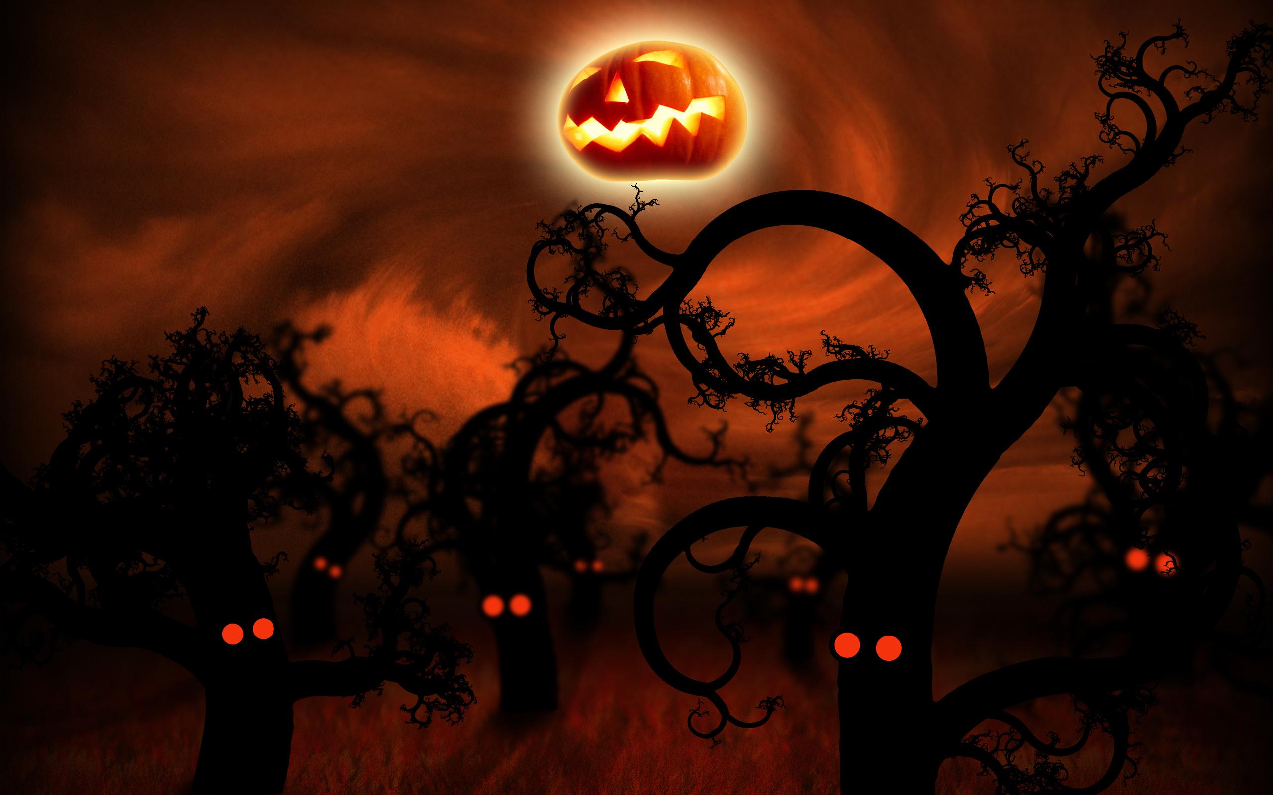 fantastic halloween wallpapers hd