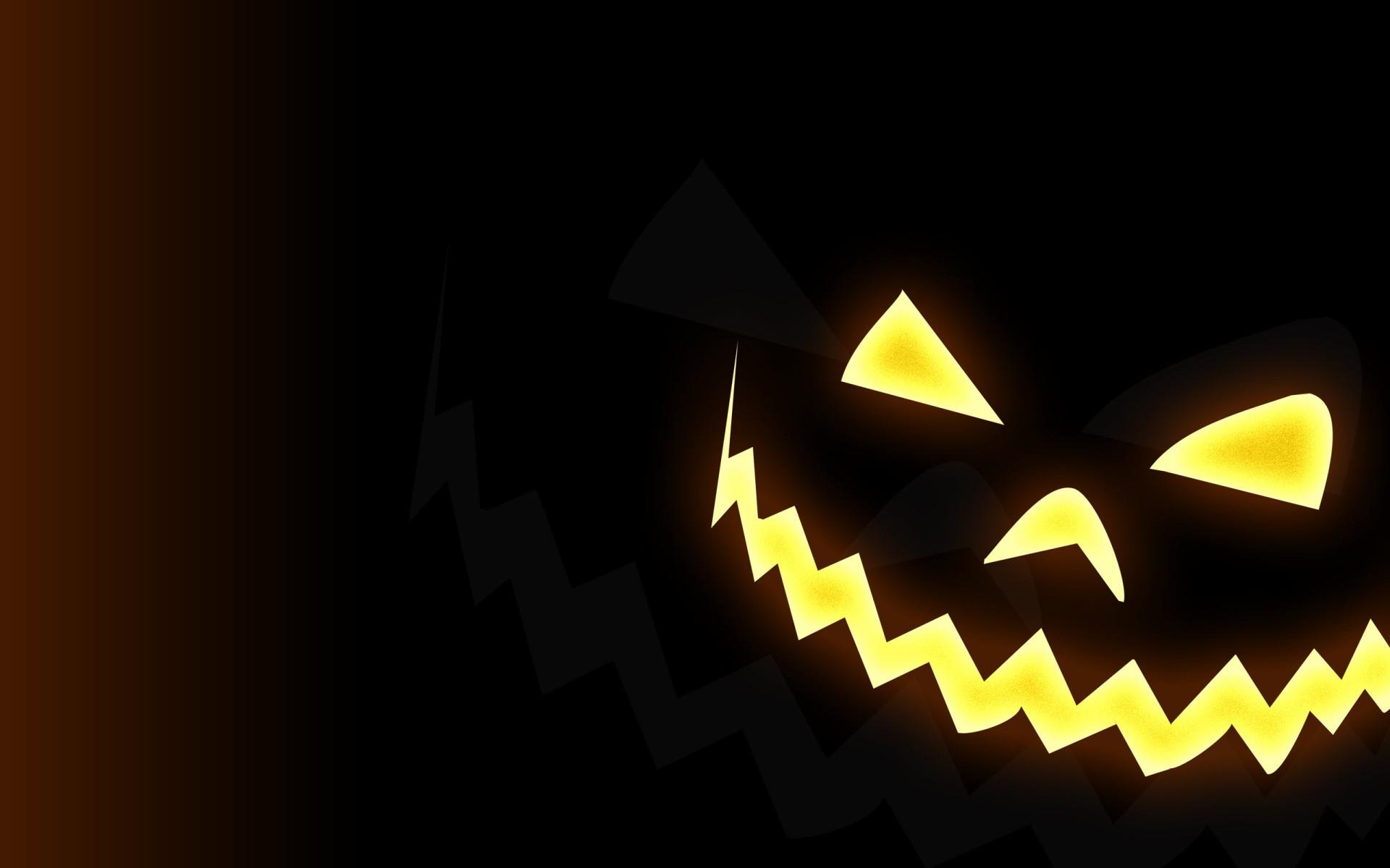yellow halloween wallpapers hd