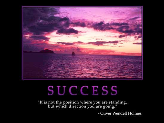 wonderful success quote