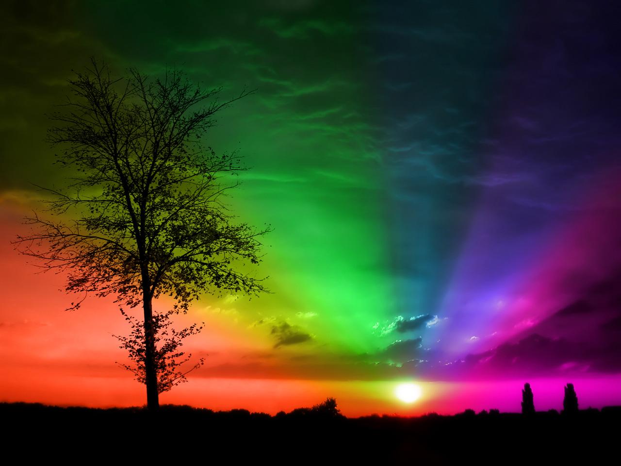 Rainbow Wallpapers HD, Art Rainbow Wallpapers Hd, #12882