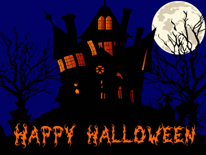 fractal halloween
