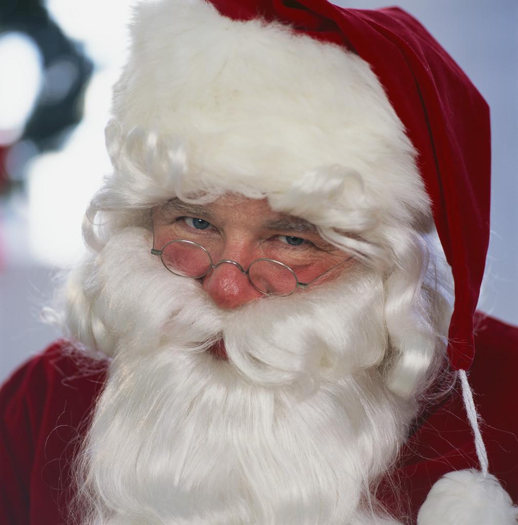 fantasy santa claus