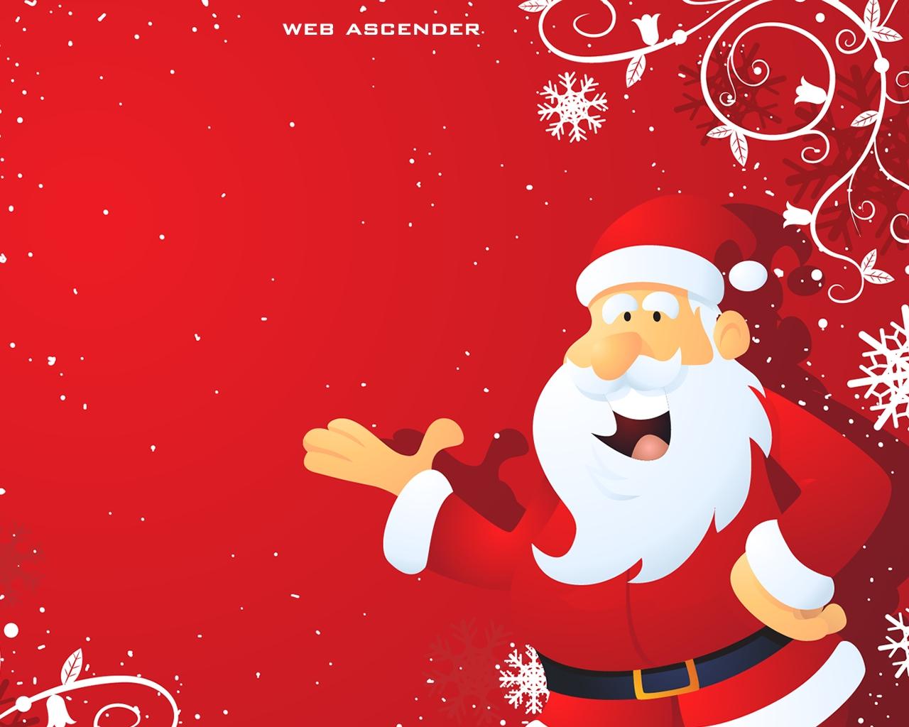 Santa Claus Fantasy Santa Claus