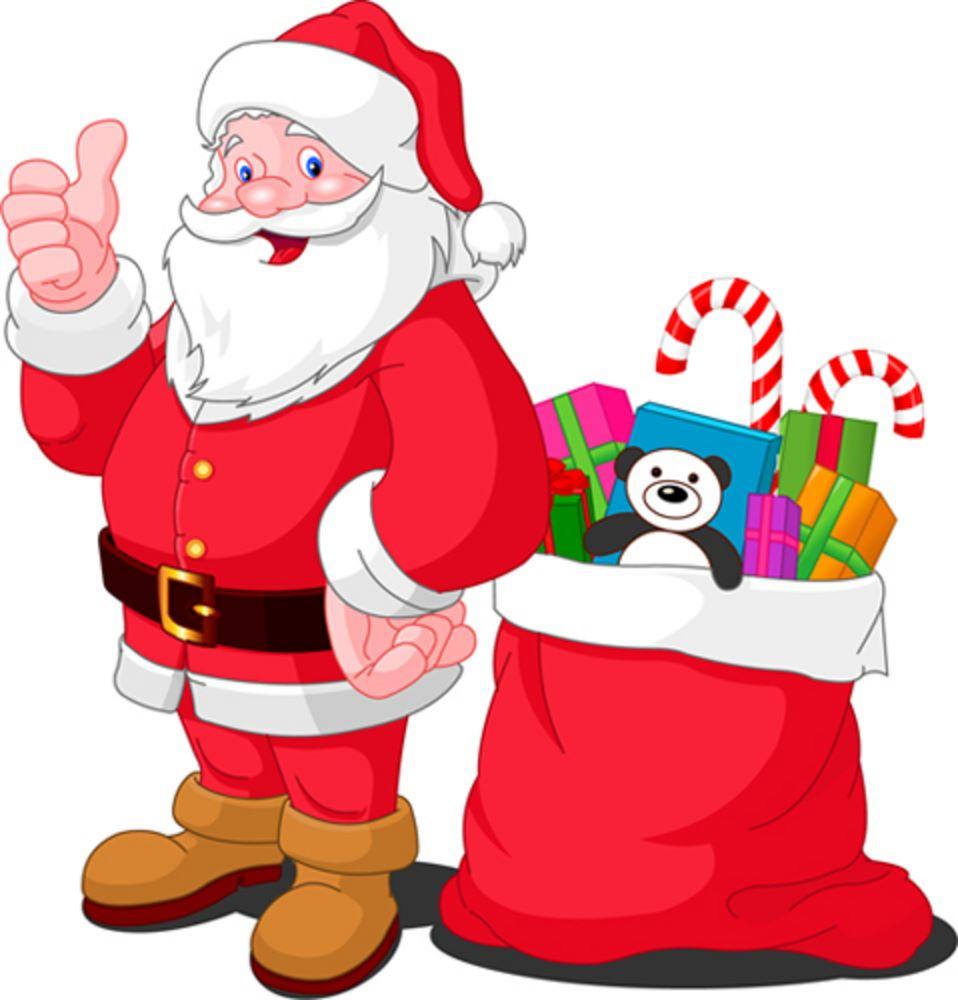 amazing santa claus