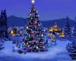 wonderful christmas tree wallpapers photo image
