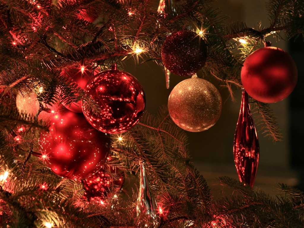 tree ornaments image pc