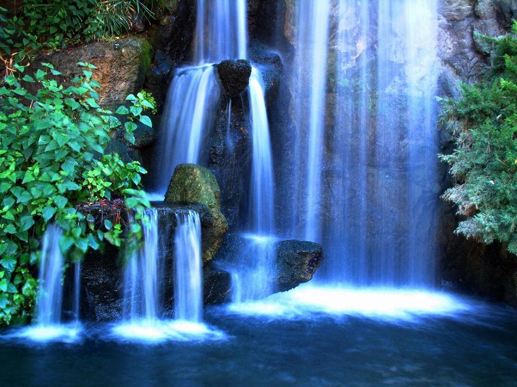 Waterfall-Wallpaper