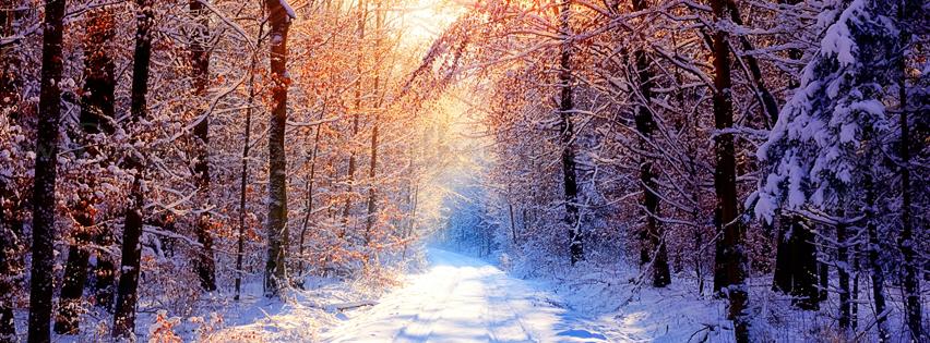 hd winter facebook photo