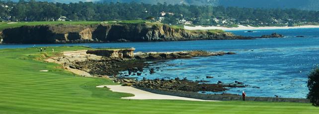 landscape pebble beach image