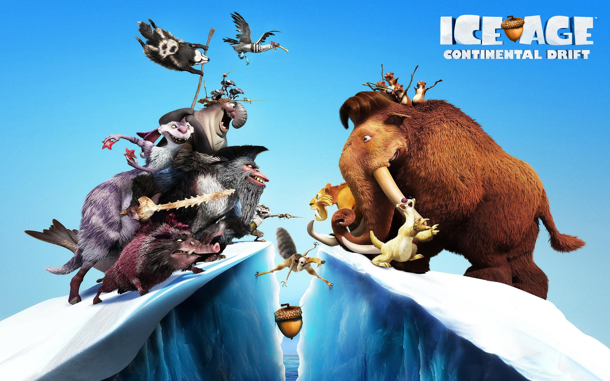 animal ice age 4 wallpaper