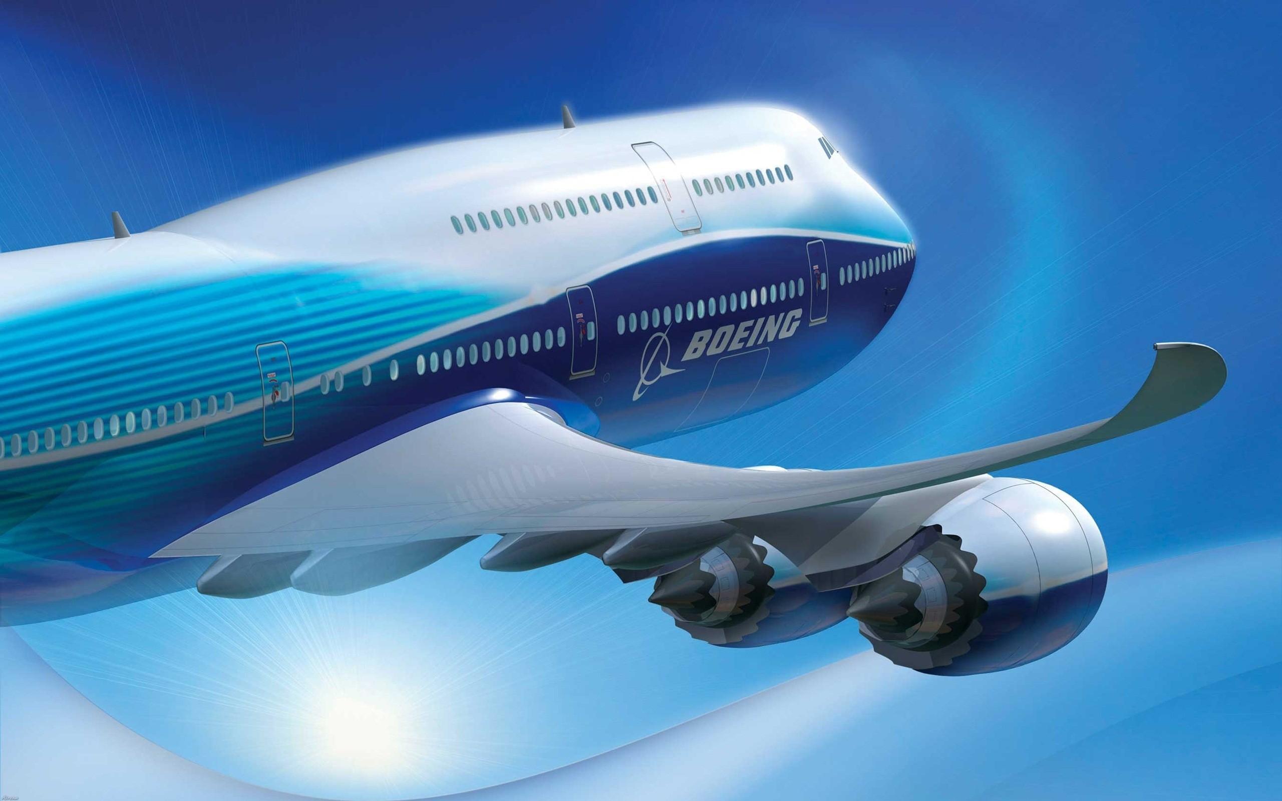 fractal aircraft hd image