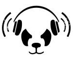 art white panda image