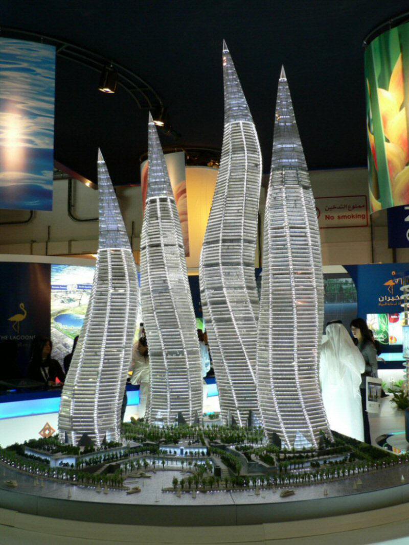 super dubai cityscape image