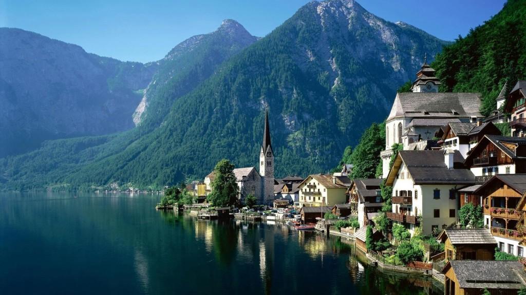 xcitefun mountain village picture