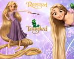 digital princess rapunzel tangled pc