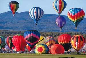 fractal balloons festival image