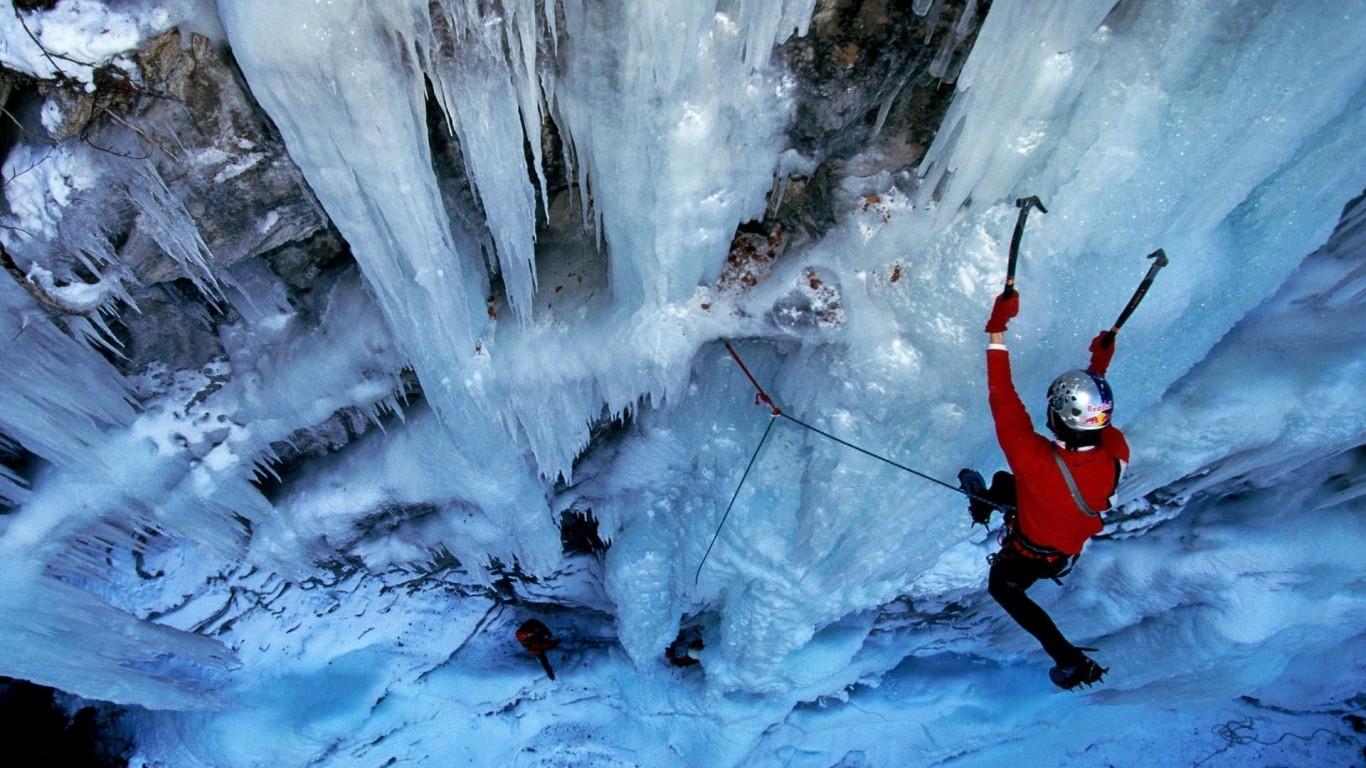 xcitefun Ice climbing image