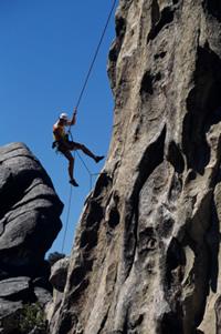 full super mountain climbing