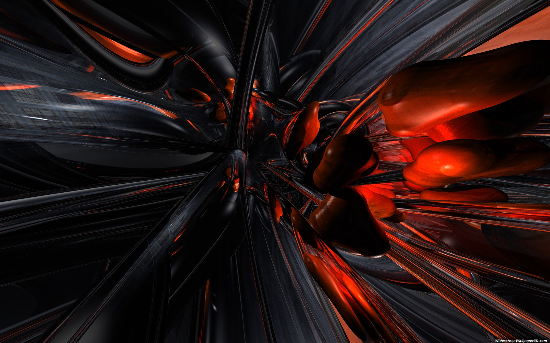 fractal cool widescreen image