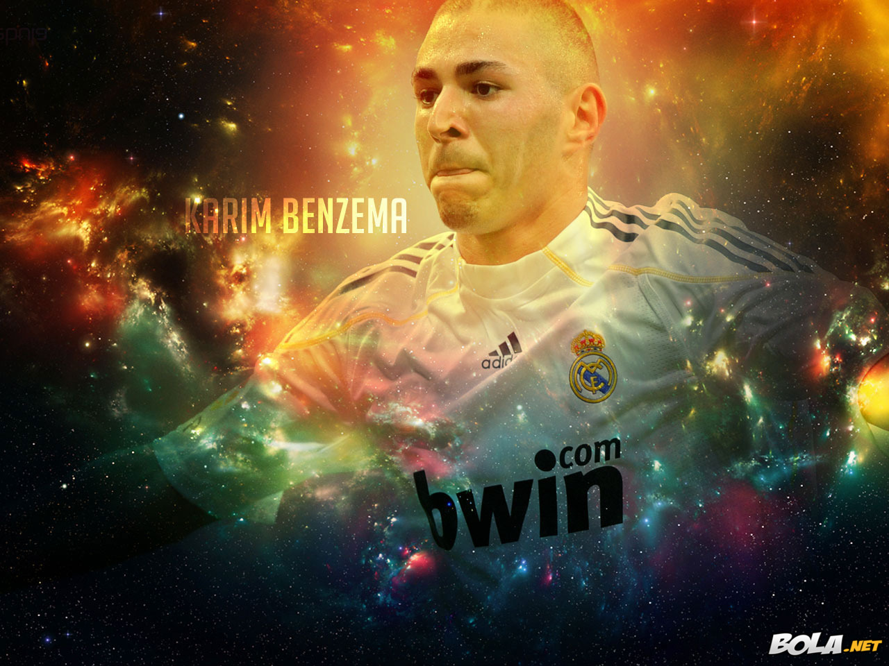 beautiful karim benzema image