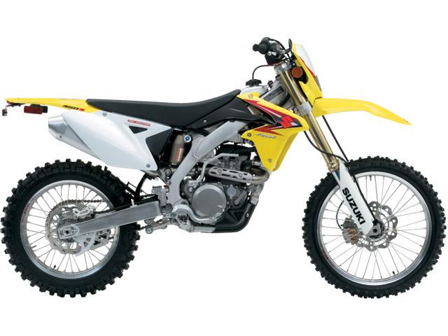 yellow KTM suzuki bike image