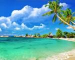 beautiful beach wallpaper HD pic
