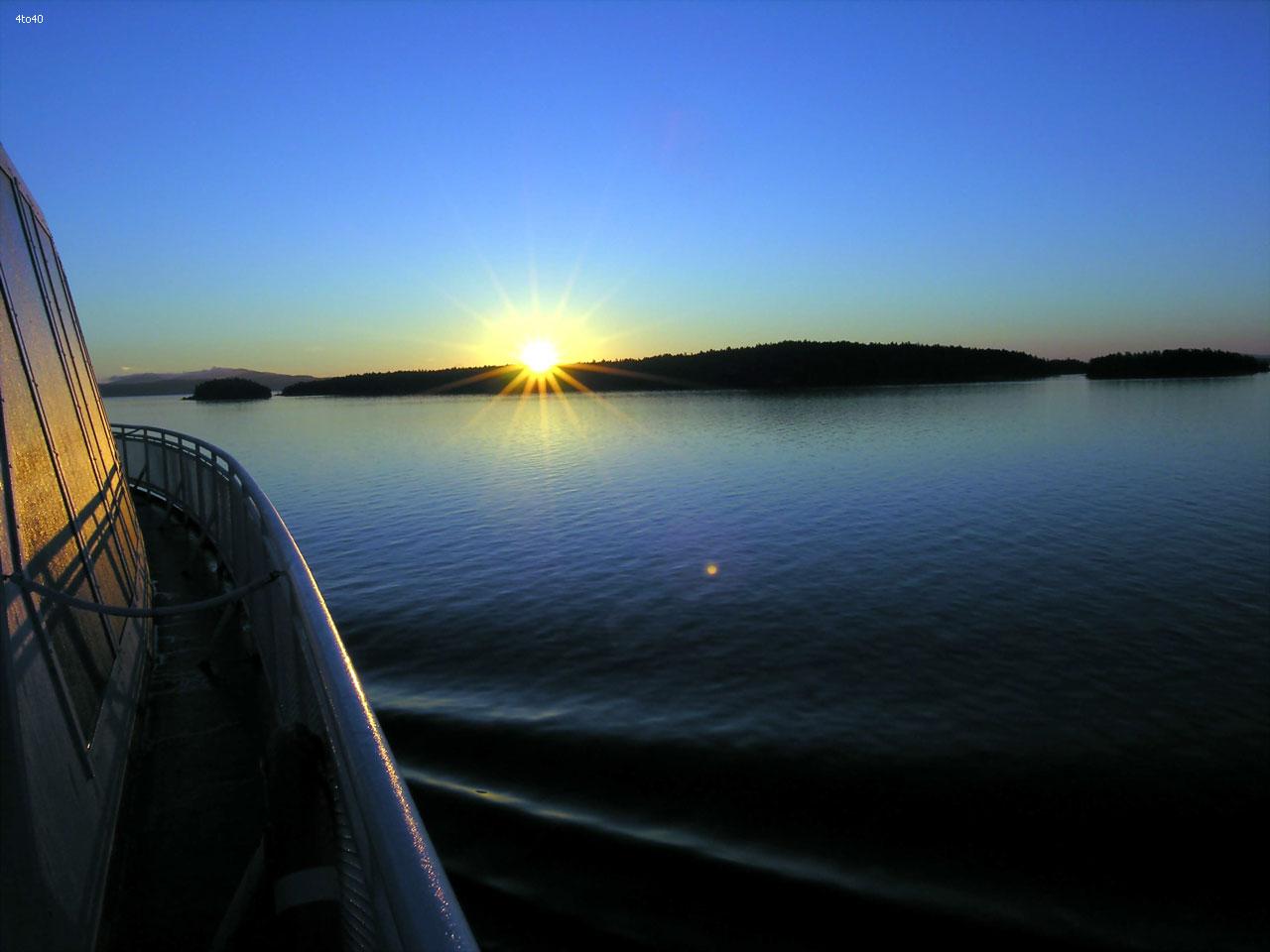 sun down lake victoria