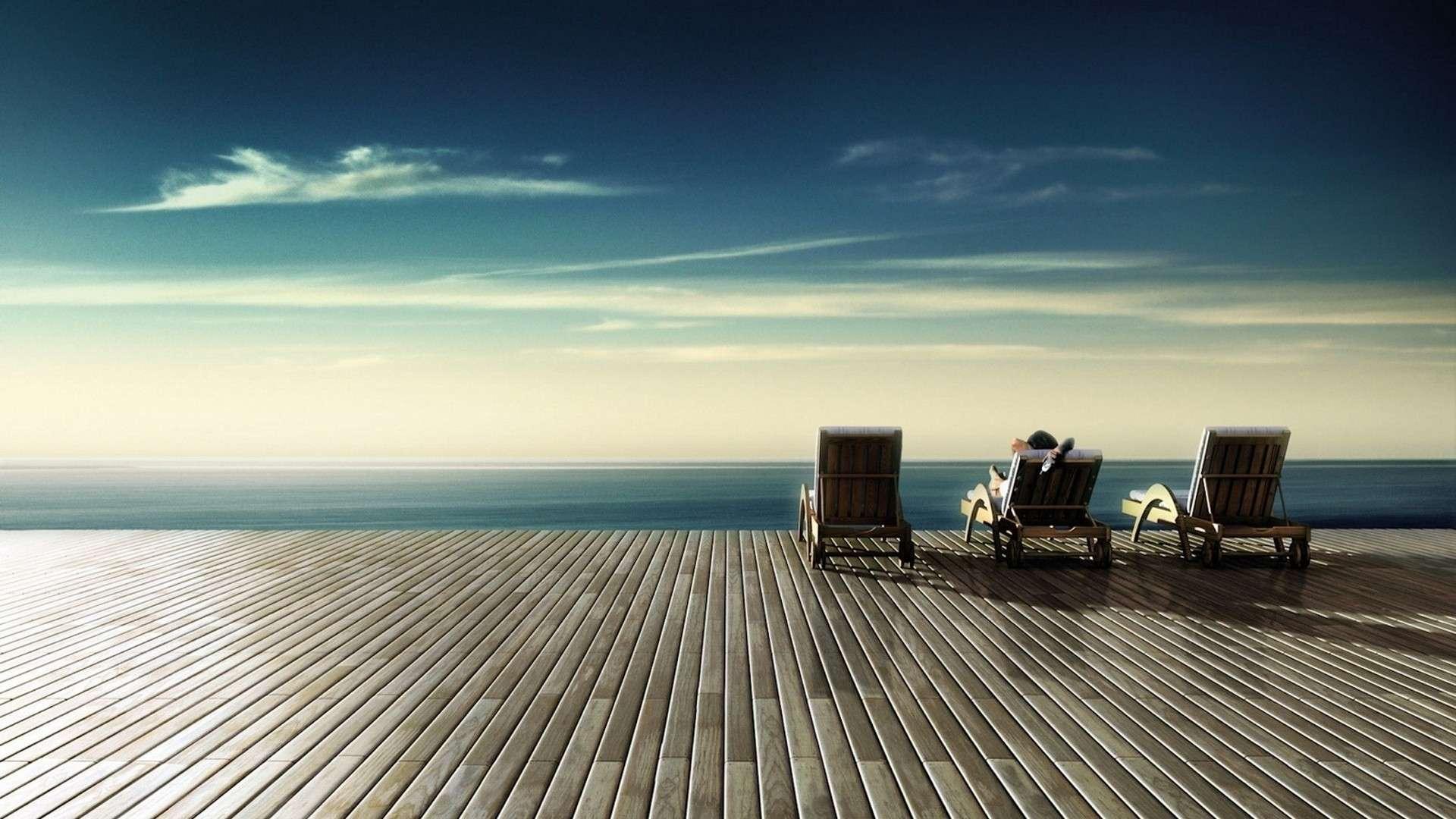 landscape stunning HDR image