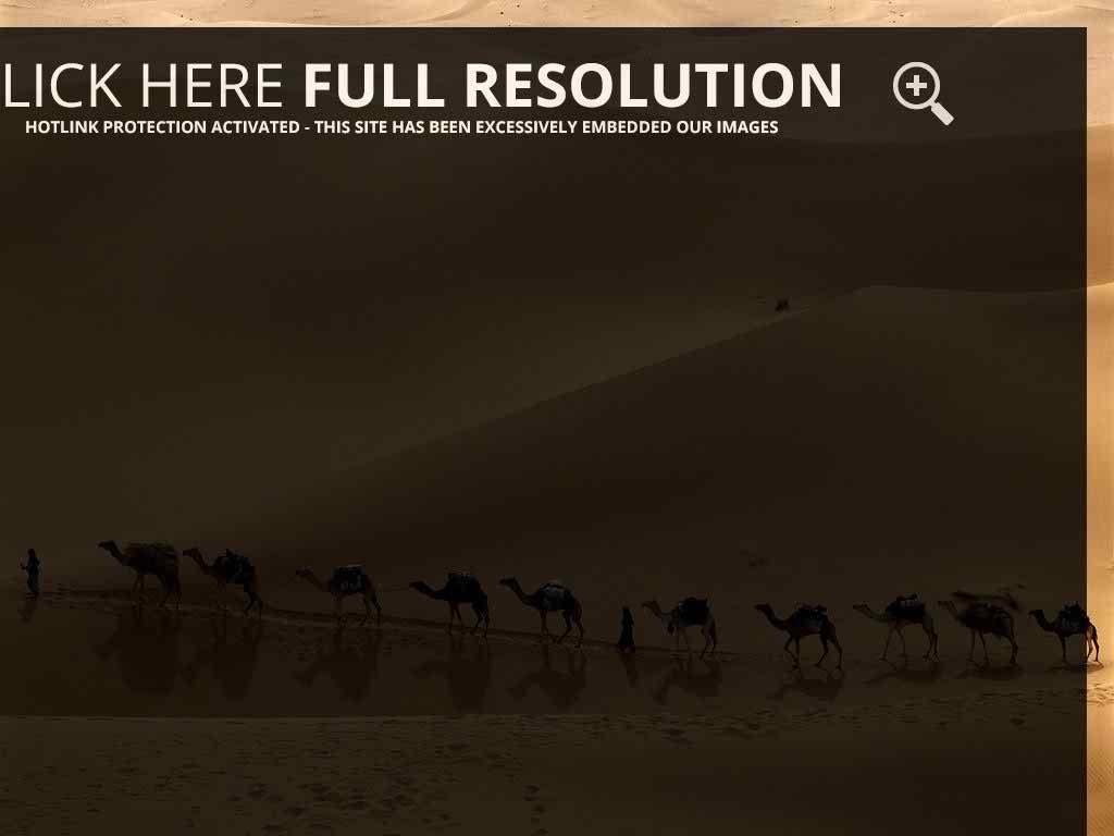 full 3d sahara wallpaper image