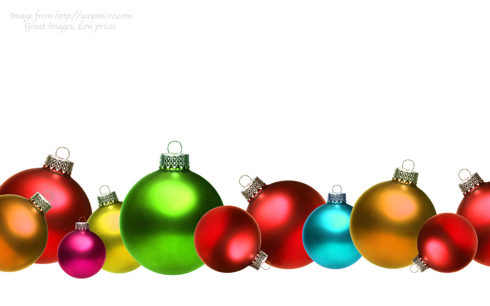 colorful christmas decoration images pc