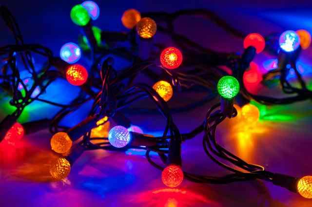 awesome christmas lights photos