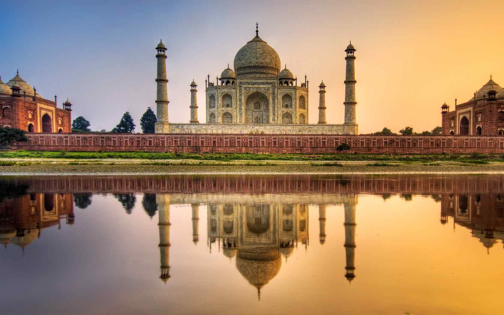 beautiful mosque hd india wallpaper