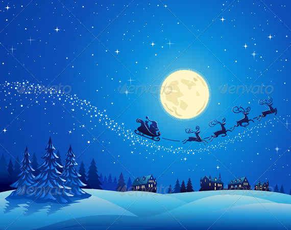 wonderful christmas card image