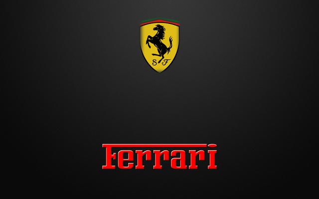 nice ferrari logo images