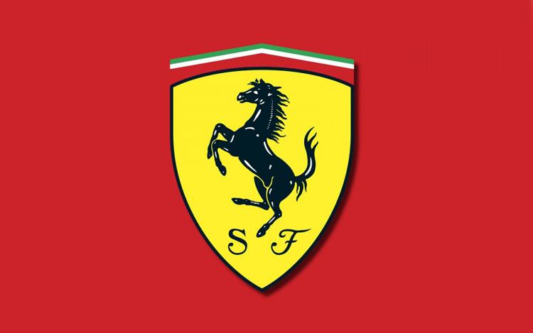 free ferrari logo images pc