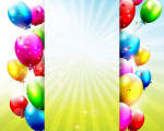 wonderful birthday balloons images