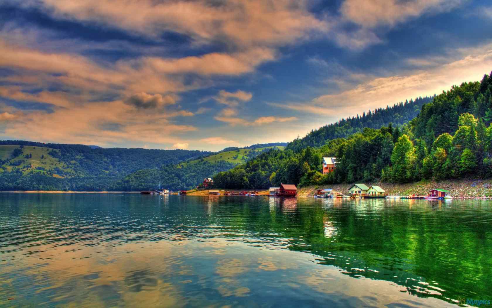 lake romania wallpapers image