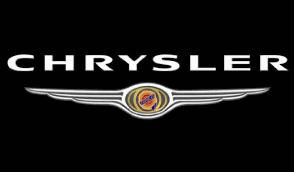 logo black chrysler background image