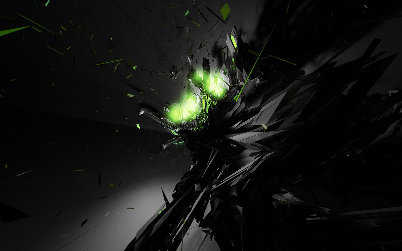 black green wallpaper hd