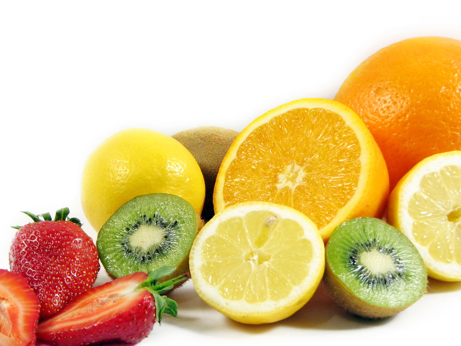 lemon fruit wallpaper