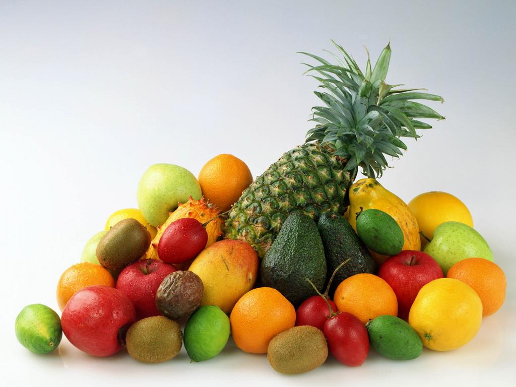 widescreen hd fruit wallpaper