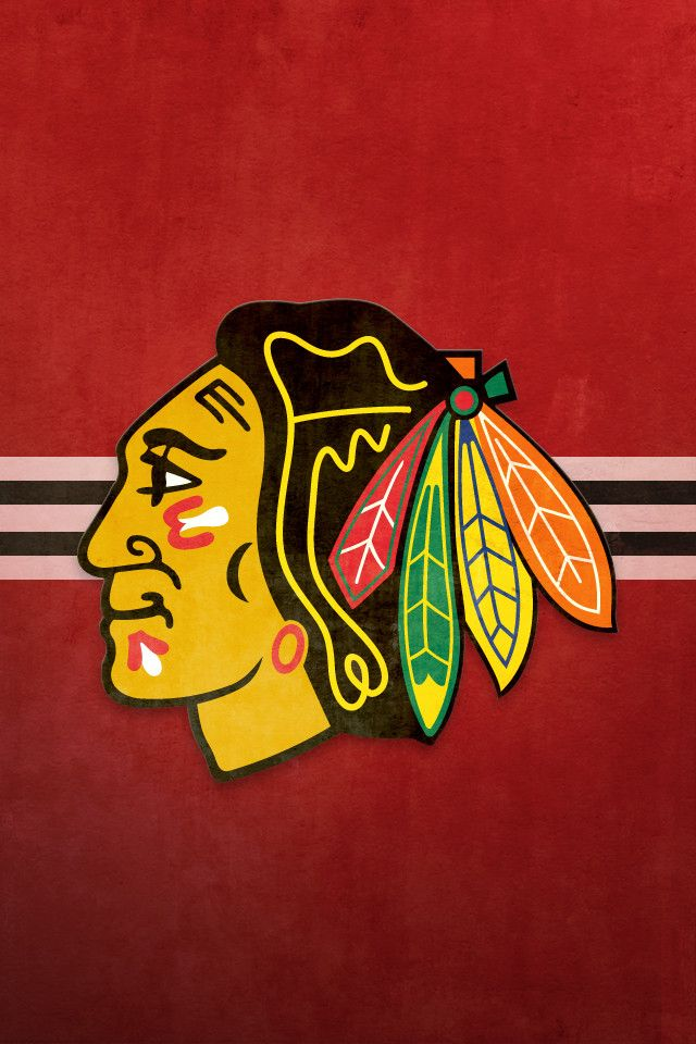 cute chicago blackhawks background