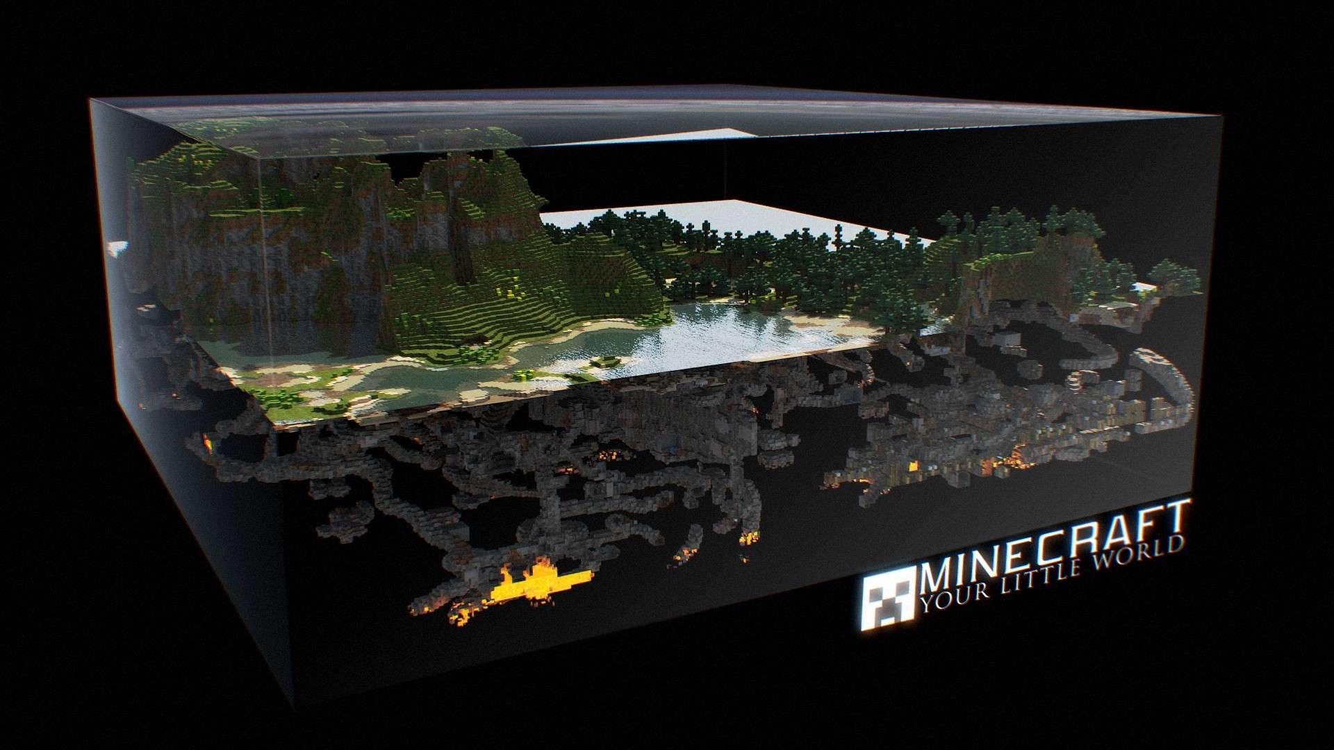 best hd minecraft wallpaper