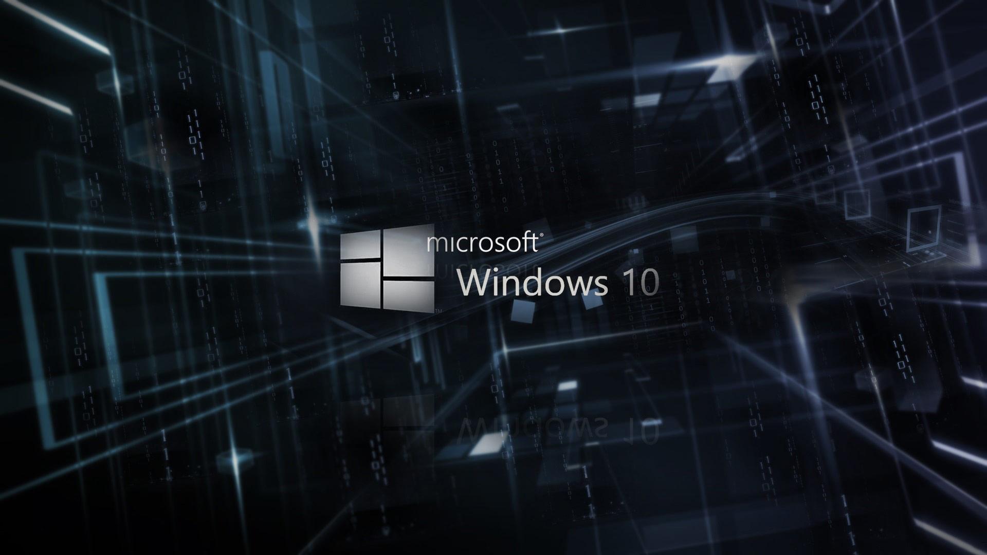 vector hd windows 10 wallpaper