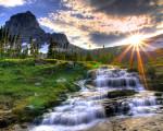 waterfall hd pc wallpaper