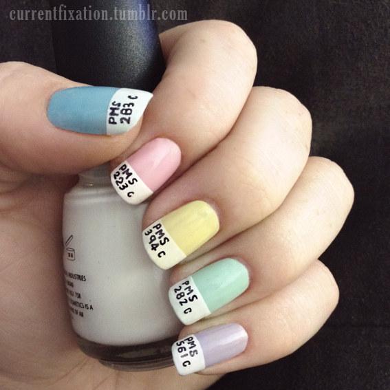 wallpaper of simple nail designs