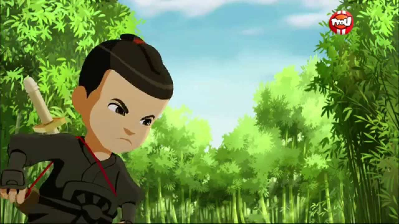 3d mini ninjas image